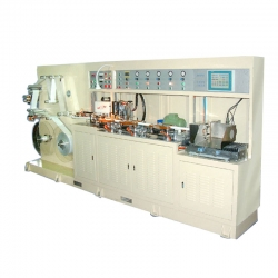 Laminated Tube Forming Machine