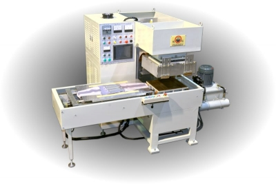 High Frequency Single Side Sliding Table Welding Machine