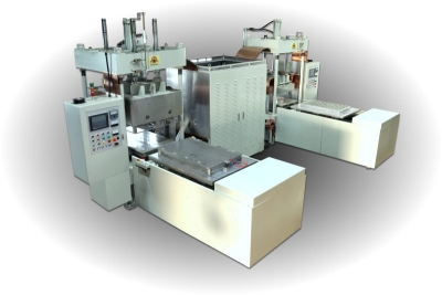 High Frequency Double Slide Desktop Welding Machine