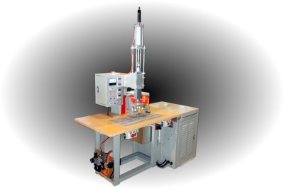High Frequency Pedal Single Head Pneumatic Plastic Welding Machine