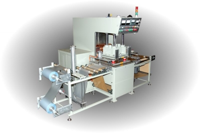 高週波伺服自動送料式熔接機