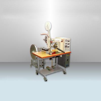自動拉鍊反光條熱氣縫合密封機