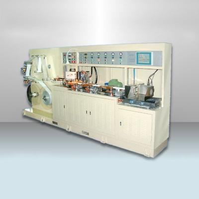 晶體式基層軟管成型機