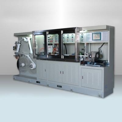 LDPE鋁箔基層軟管成型機