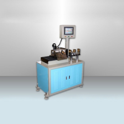 LDPE Laminated Hose Automatic Tracking And Cutting Pipe Machine