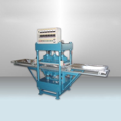 Manual Sliding Table Electric Heating Press