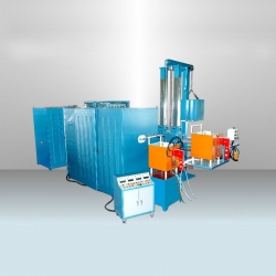 High Frequency SCR Controlled Heat Treatment