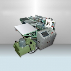 高週波自動供卸料恆溫控制粉末燒結機